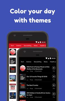 Podcast App: Free and Offline Podcasts by Player FM ScreenShot2