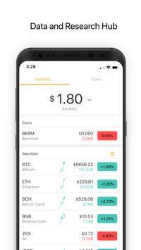 Berminal: Blockchain and Crypto News Platform ScreenShot2