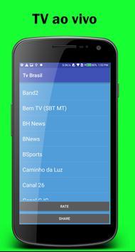 tv brasil - Brasil TV Live ScreenShot2