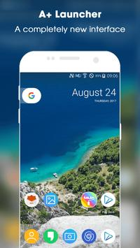 A+ Launcher - Simple and Fast Home Launcher