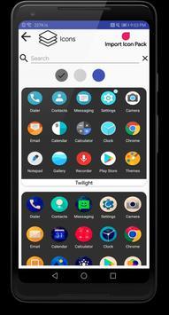 Themes Manager for Huawei / Honor / EMUI ScreenShot2