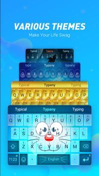 Typany Emoji Keyboard-DIY Message and Photo Keyboard