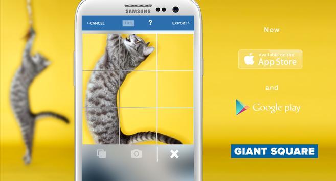 Giant Square for Instagram