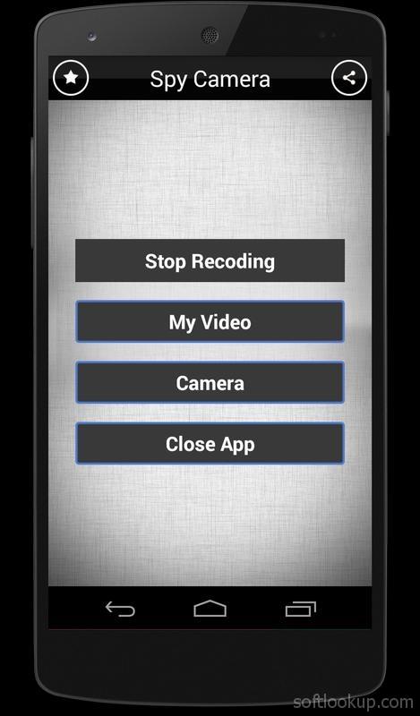 Spy Camera [High Quality] ScreenShot2