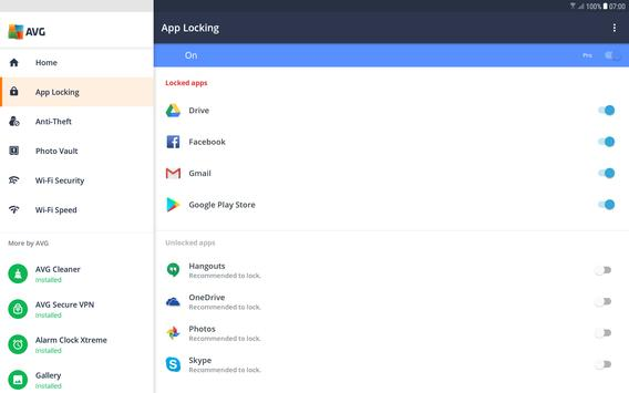 Tablet AntiVirus FREE 2019 ScreenShot2