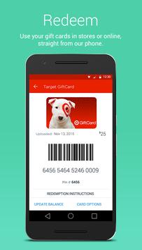 Gyft - Mobile Gift Card Wallet
