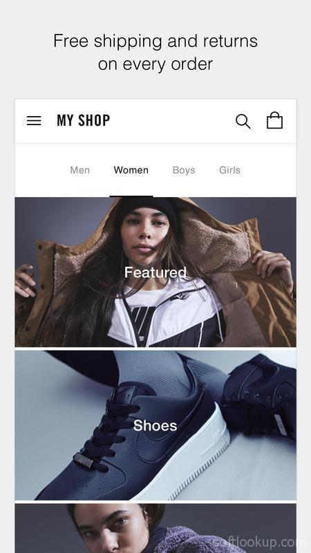 Nike ScreenShot2