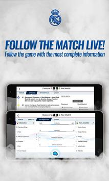 Real Madrid App ScreenShot2