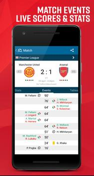 Live Soccer TV - Scores and Stats ScreenShot2