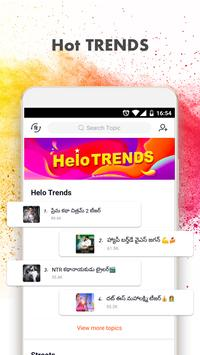 Helo - Share and Care, connect you to the world ScreenShot2