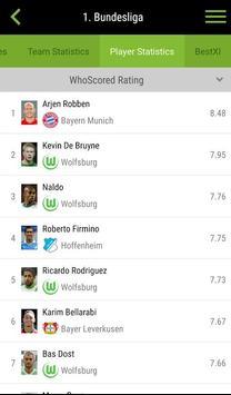 WhoScored Football App