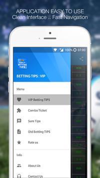 Betting TIPS VIP : DAILY PREDICTION ScreenShot2