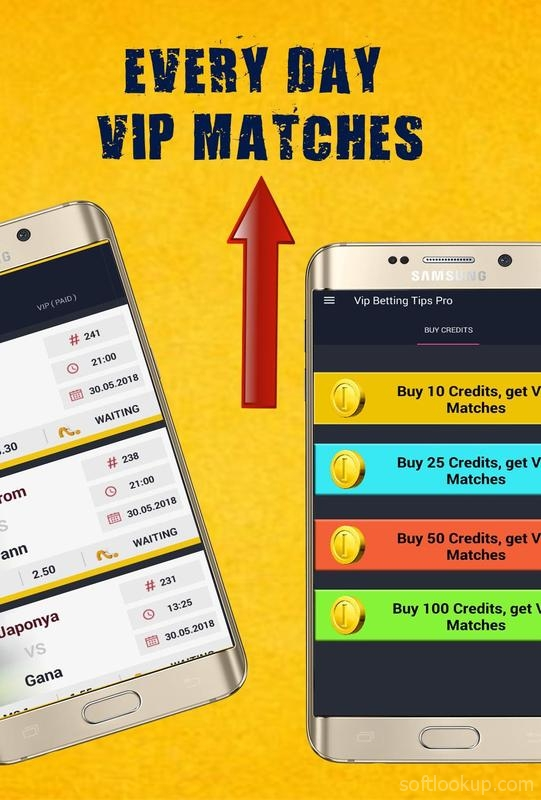 Vip Betting Tips Pro - By Experts 2018 - 2019
