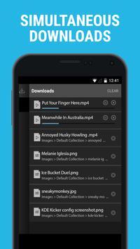 Downloader and Private Browser ScreenShot2