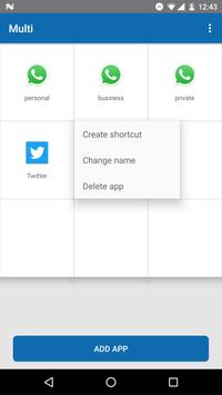 Multiأ¯آ¼ع†multiple accounts app