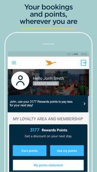 AccorHotels - Hotel booking ScreenShot2