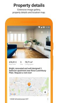 ImmobilienScout24 - House and Apartment Search ScreenShot2