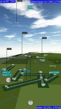 ADSB Flight Tracker ScreenShot2
