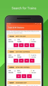 SuperTatkal - Train ticket