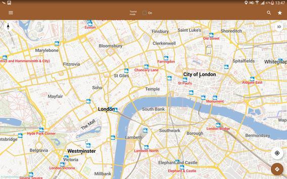 Offline Maps - moboTex