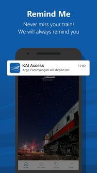 KAI Access: Train Booking, Reschedule, Cancelation