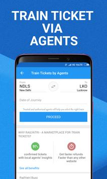 Train Running Status, PNR Status Enquiry and Tickets