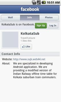 Kolkata Suburban Trains ScreenShot2