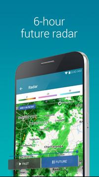 The Weather Channel: Local Forecast and Weather Maps ScreenShot2