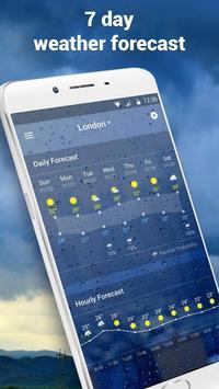 Weather Forecast and Precipitation