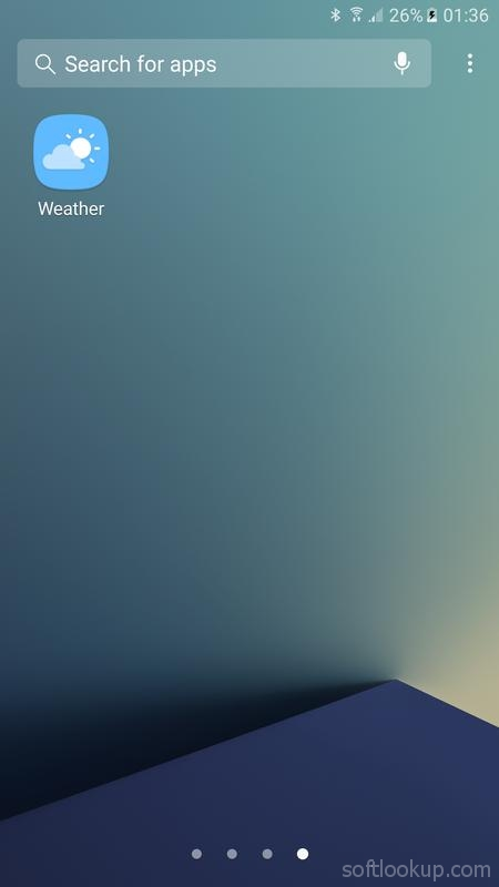 Weather Launcher for Galaxy