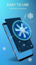 Cooler Master - CPU Cooler, Phone Cleaner, Booster ScreenShot2