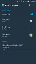 Button Mapper: Remap your keys ScreenShot2