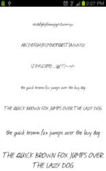 Neat Fonts for FlipFont free