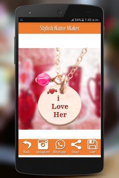 Stylish Name Maker ScreenShot2