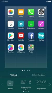 X Launcher: With OS11 Style Theme and Control Center