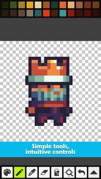 Pixel Studio - Pixel art editor, GIF animation ScreenShot2