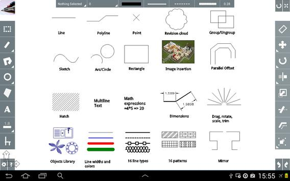 CAD Touch Free ScreenShot2
