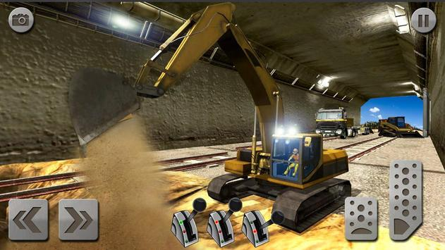 Sand Excavator Truck Driving Rescue Simulator 3D 1 8 Free