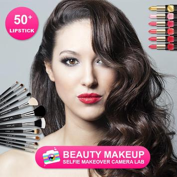 Beauty Makeup - Selfie Makeover Camera Lab ScreenShot2
