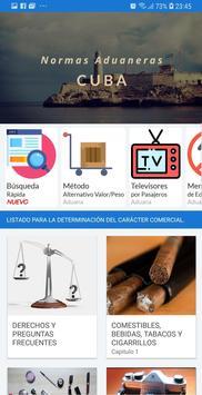 Normas Aduaneras de Cuba ScreenShot2