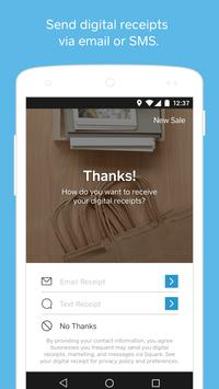 Square Point of Sale - POS ScreenShot2