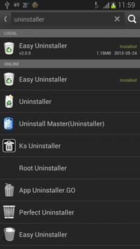 Easy Installer - Apps On SD ScreenShot2