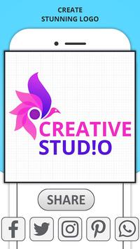 Logo Maker - Icon Maker, Creative Graphic Designer