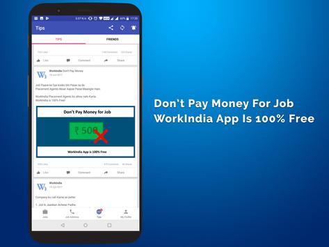 Job Search: WorkIndia