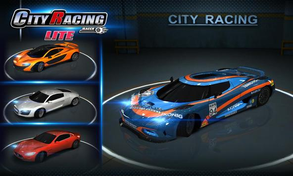 City Racing Lite ScreenShot2