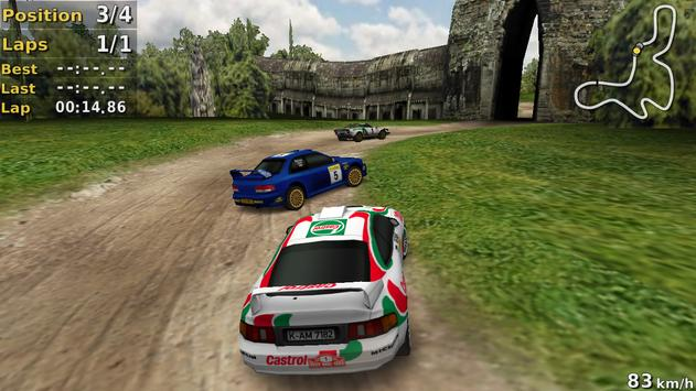 Pocket Rally LITE ScreenShot2