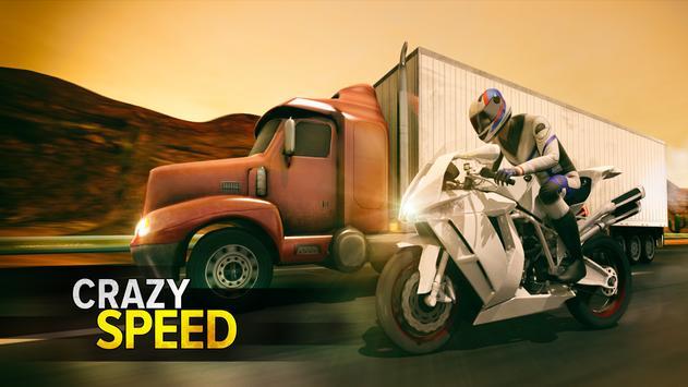 Highway Rider Motorcycle Racer ScreenShot2