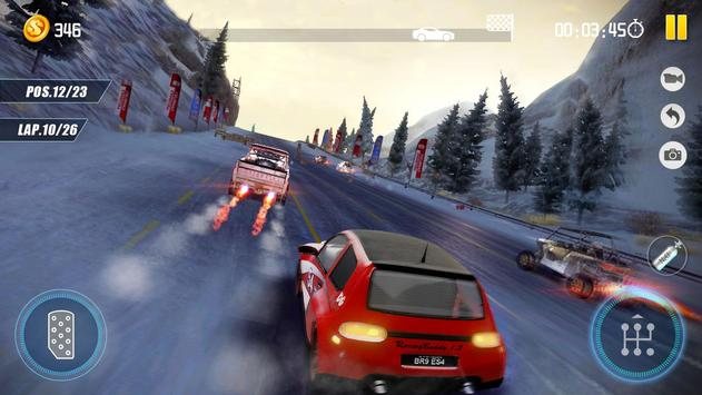 Dirt Car Racing An Offroad Car Chasing Game ScreenShot2