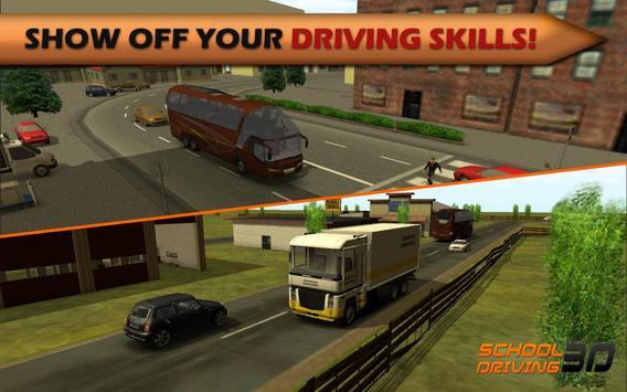 School Driving 3D ScreenShot2