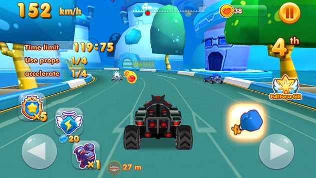 Ultra Sonic Speed: art Racing ScreenShot2